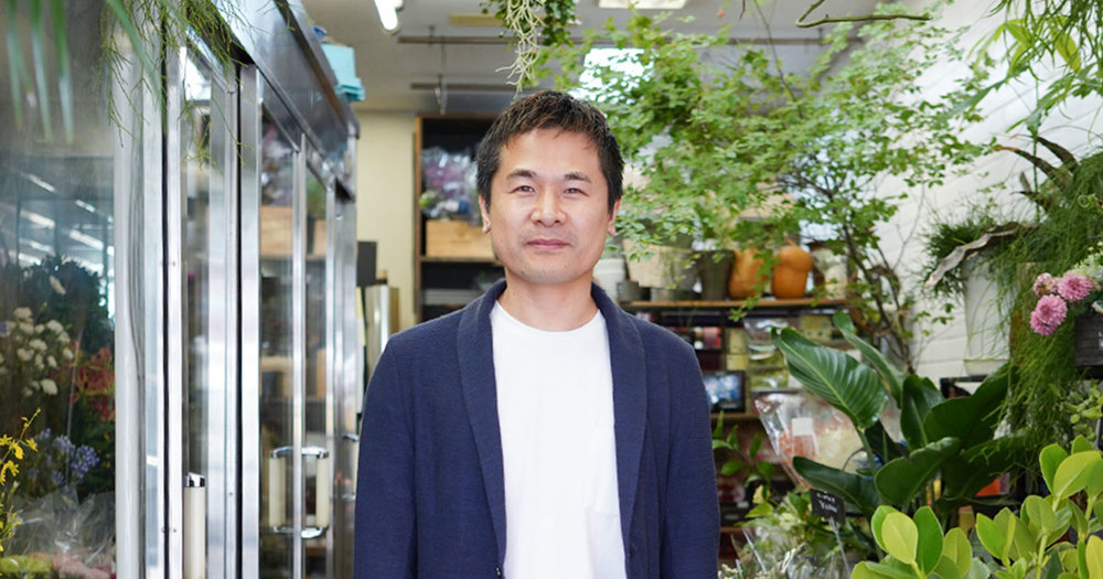 【新規加入】フラワーデザイナー前澤章人 インタビュー