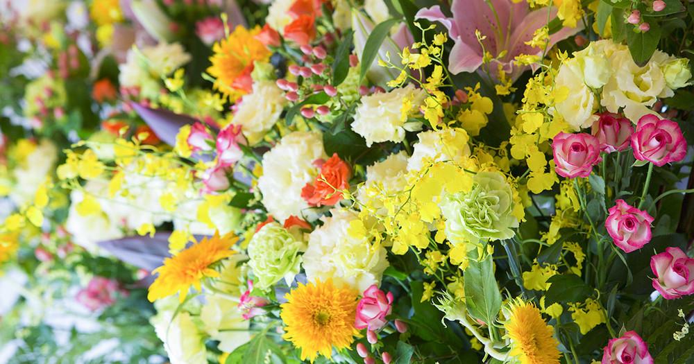 【花屋がお伝えする】はじめての開店祝い花マニュアル