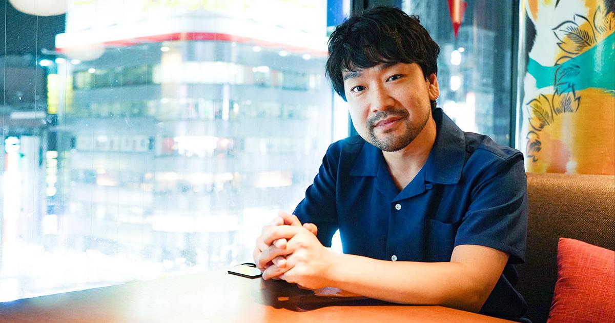 「人生を変えられる舞台」を目指して 俳優・瀬尾タクヤの道程