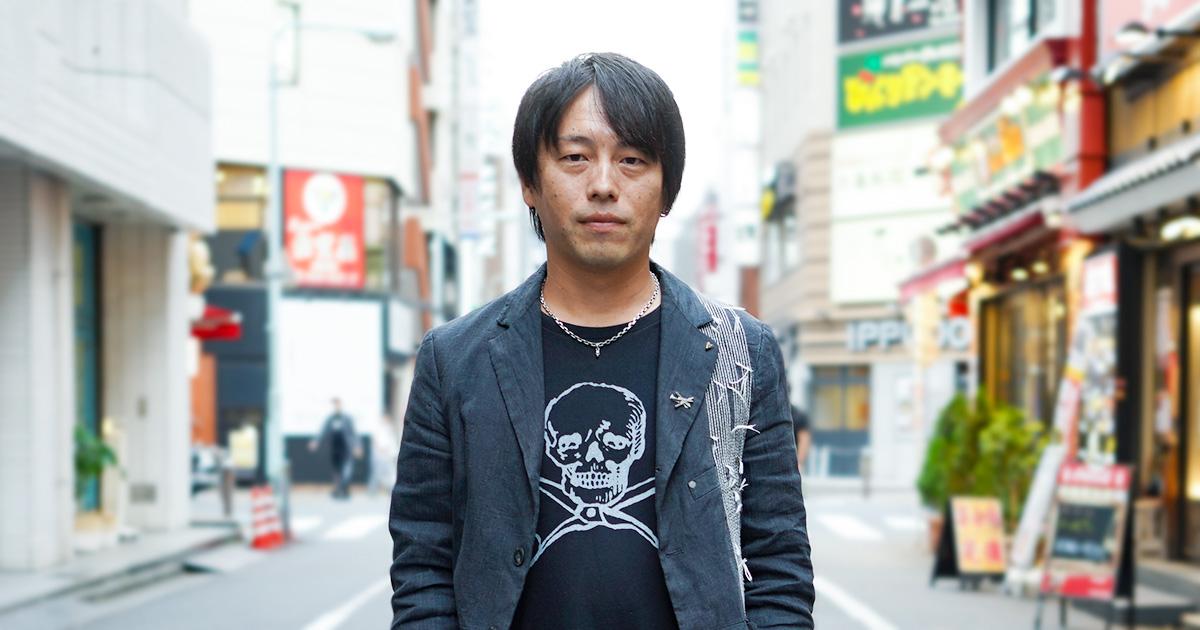役者・早川剛史が振り向く光景 「必要としてくれてる人がいるから、走れる」