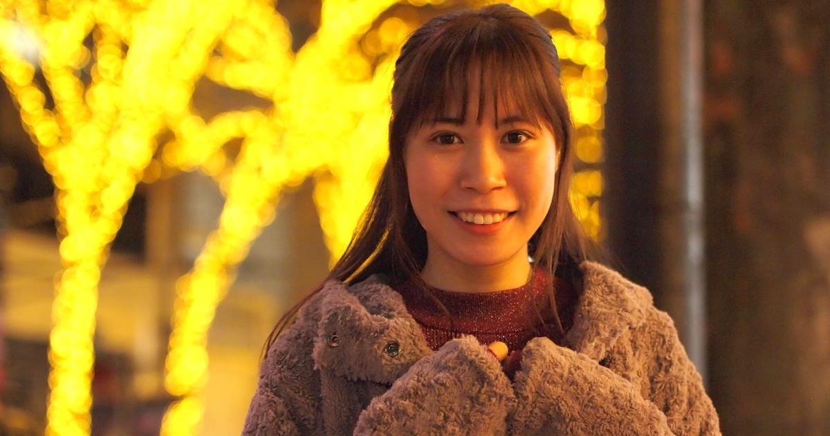 「磁石のように惹きつけられる」存在に出会った女優・羽沢葵