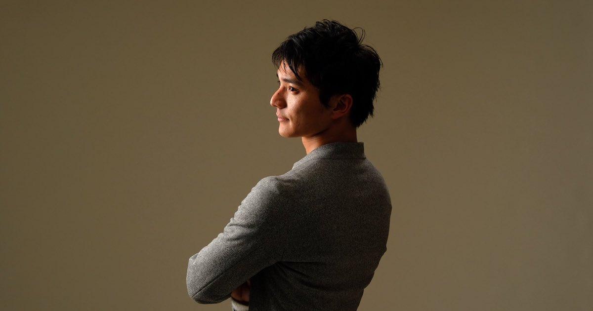 二つの軸を持ち続ける、俳優・千葉一磨