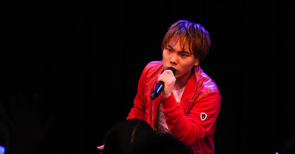 「皆さんに導いて頂いて」歌手・幡野智宏の努力の形