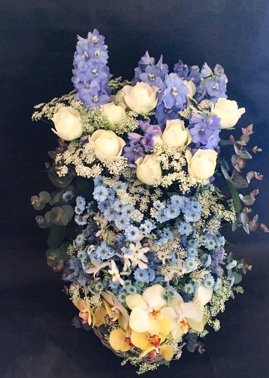クリニック様のご開業祝い花