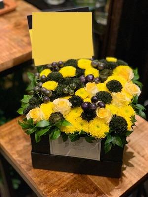 推しに贈ったお花