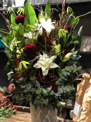動画撮影ご出演祝い花