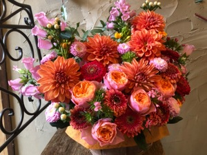 昇進・昇格祝い花