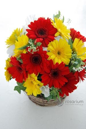 「お届け先様のお好きなお色味で」感謝の想いが込められたお誕生日お祝い花