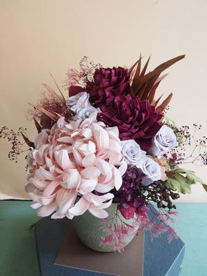 お届け先の雰囲気にあわせた開店お祝い花
