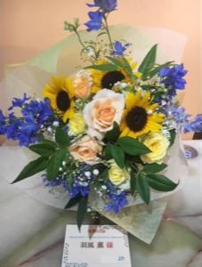 開業祝い・開院祝いにも人気の季節の祝い花