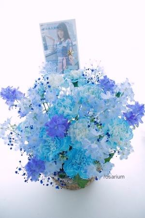 パシフィコ横浜 公演 [欅坂46黒い羊握手会] 佐々木久美様 ご出演祝い花